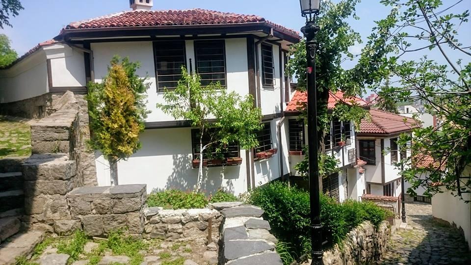 old town plovdiv bg
