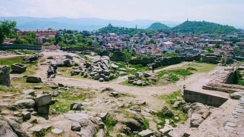 ruins plovdiv bg