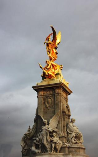Buckingham palace monument
