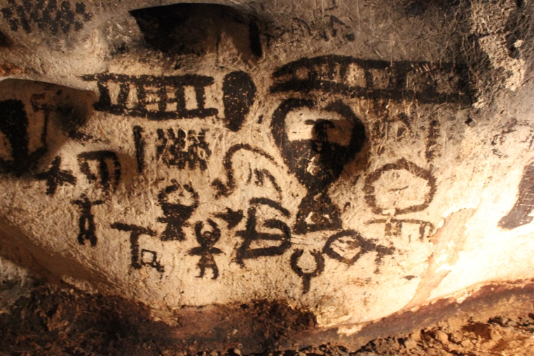 historic cave paintings