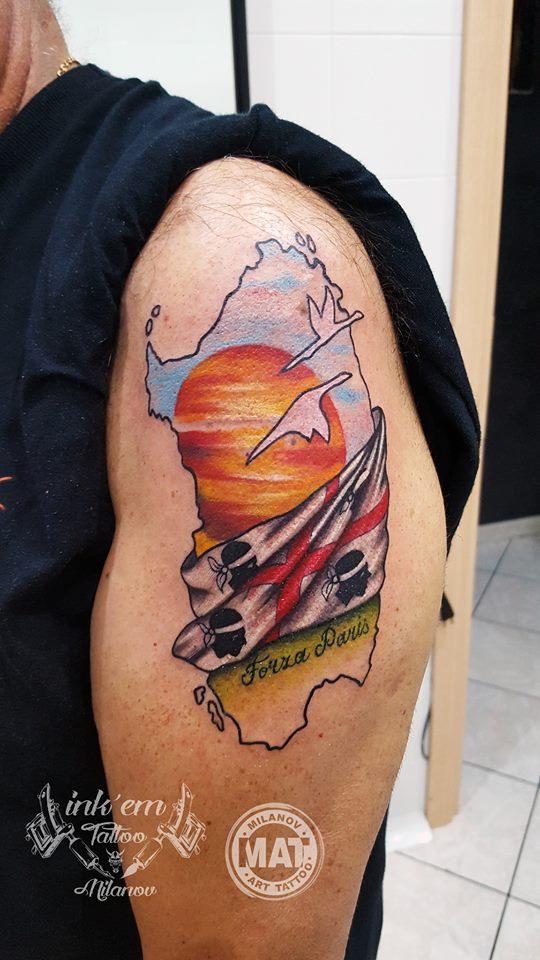 sardegna tattoo
