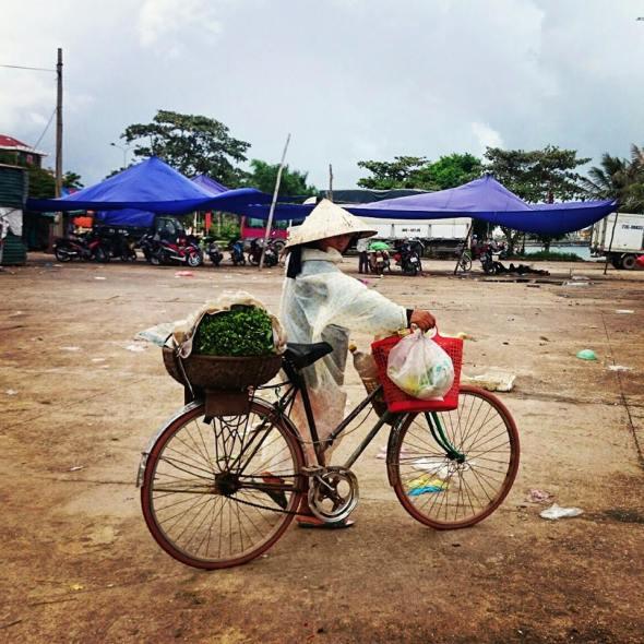 Vietnamese merchant