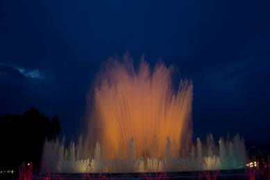 sp magic fountain