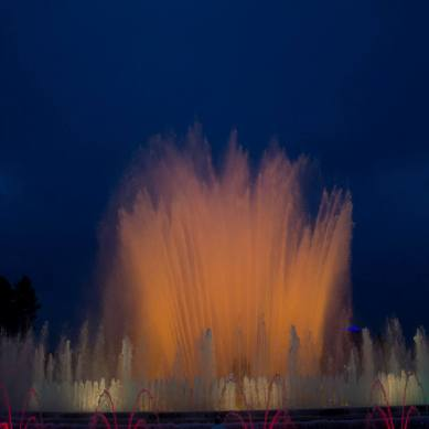 sp magic fountain