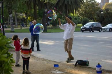 spain bubbles